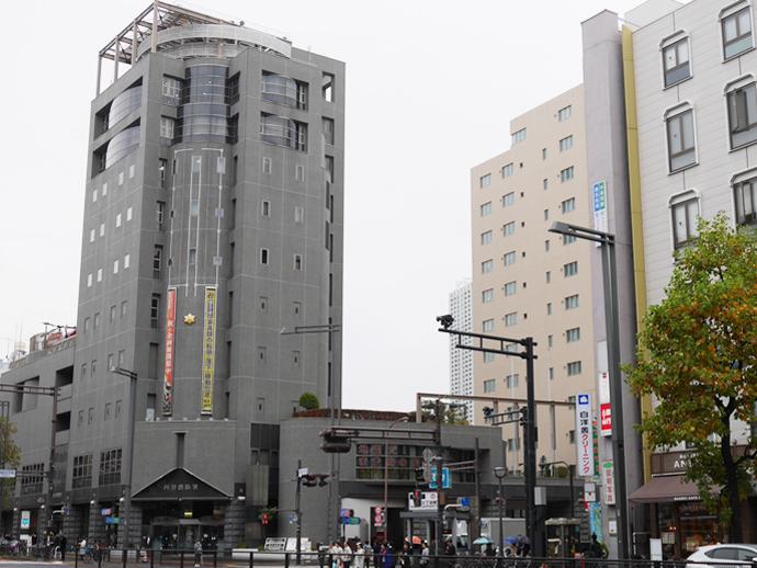 四谷消防署(四谷三丁目)